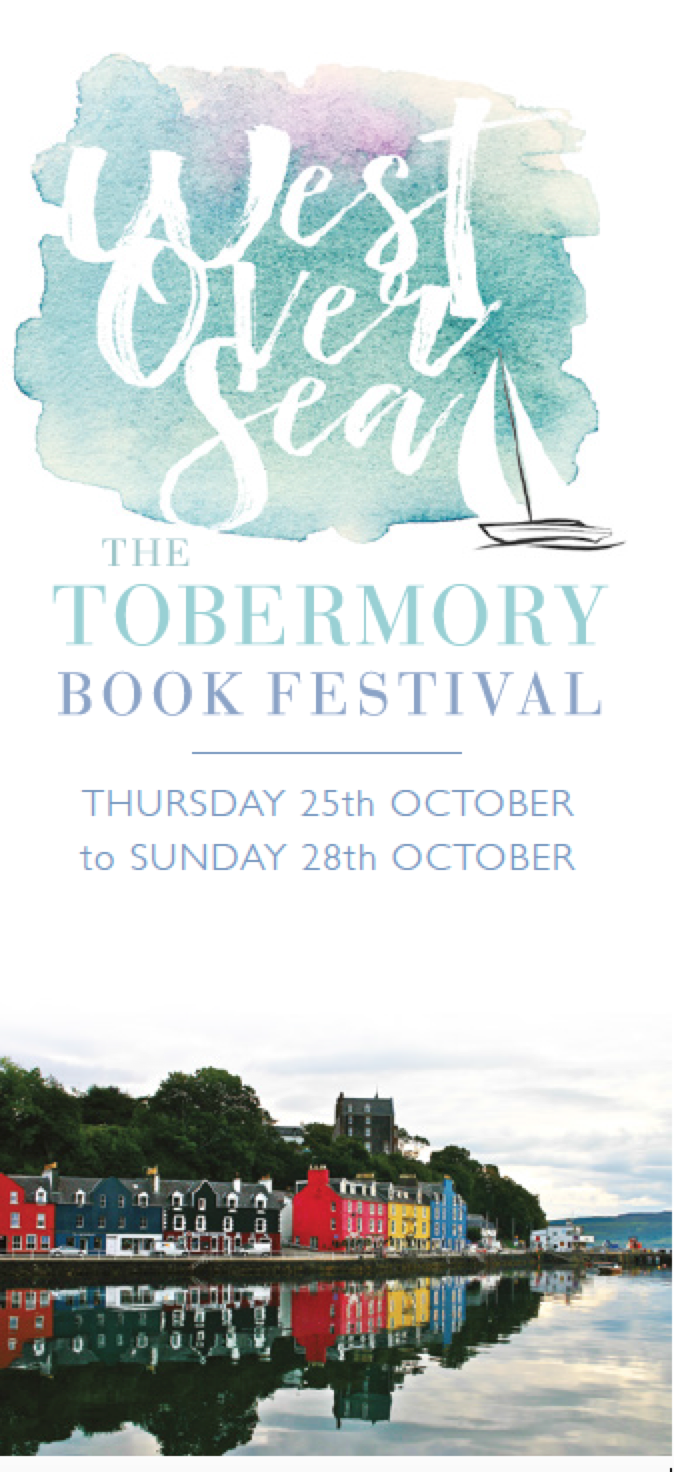 West Over Sea: Tobermory & Mull Book Festival